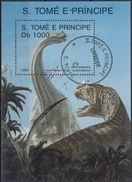 SANTO TOME PRINCIPE 1993 Nº HB-146 USADO - Sao Tomé Y Príncipe