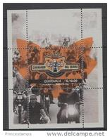 Guatemala (2012) - Block  -  /  Caravana Del Zorro - Esquipulas - Motorbike - Motos - Motocicleta - Motorrad - Motorbikes