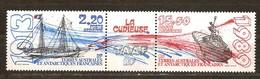 TAAF Terres Australes Et Antarctiques Françaises 1989 Yvertn° LP PA 106A *** MNH Cote 8,40 Euro - Poste Aérienne