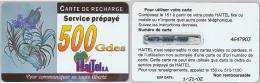 PREPAID PHONE CARD HAITI (E8.2.5 - Haiti
