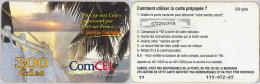 PREPAID PHONE CARD HAITI (E8.3.7 - Haiti