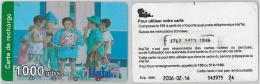 PREPAID PHONE CARD HAITI (E8.4.6 - Haiti