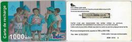 PREPAID PHONE CARD HAITI (E8.4.8 - Haiti