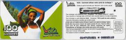 PREPAID PHONE CARD HAITI (E8.6.6 - Haiti