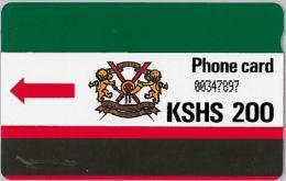 PHONE CARD KENYA (E8.8.3 - Kenya