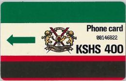 PHONE CARD KENYA (E8.8.4 - Kenia