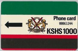 PHONE CARD KENYA (E8.8.5 - Kenya