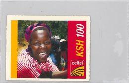 PREPAID PHONE CARD KENYA (E8.9.2 - Kenya
