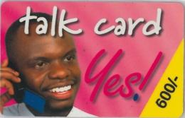 PREPAID PHONE CARD KENYA (E8.9.8 - Kenia