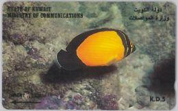 PHONE CARD KUWAIT (E8.10.7 - Kuwait