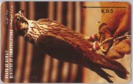 PHONE CARD KUWAIT (E8.11.3 - Kuwait