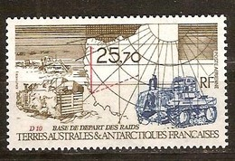 TAAF Terres Australes Et Antarctiques Françaises 1993 Yvertn° LP PA 127 *** MNH Cote 12,50 Euro - Poste Aérienne