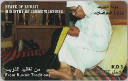 PHONE CARD KUWAIT (E8.13.5 - Kuwait