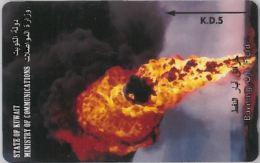 PHONE CARD KUWAIT (E8.13.8 - Kuwait