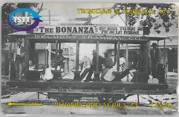 PHONE CARD TRINIDAD & TOBAGO (E8.27.1 - Trinidad & Tobago