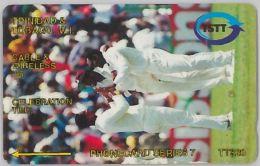 PHONE CARD TRINIDAD & TOBAGO (E8.27.2 - Trinidad & Tobago