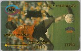 PHONE CARD TRINIDAD & TOBAGO (E8.27.3 - Trinidad & Tobago