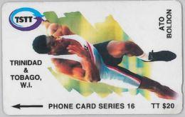 PHONE CARD TRINIDAD & TOBAGO (E8.27.4 - Trinidad & Tobago
