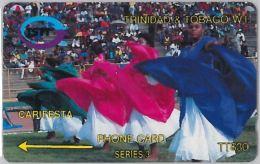PHONE CARD TRINIDAD & TOBAGO (E8.27.5 - Trinidad & Tobago