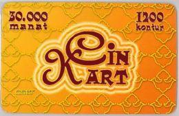 PHONE CARD AZERBAJAN (E9.2.6 - Azerbaïjan