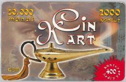 PHONE CARD AZERBAJAN (E9.2.7 - Azerbaigian