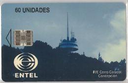 PHONE CARD CILE (E9.3.6 - Chile