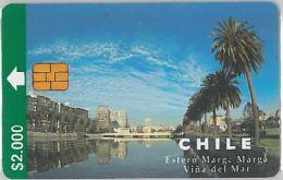 PHONE CARD CILE (E9.3.7 - Chile
