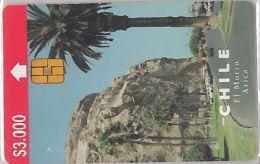 PHONE CARD CILE (E9.3.8 - Chile