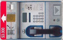 PHONE CARD CILE (E9.4.8 - Chile