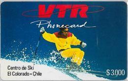 PHONE CARD CILE (E9.5.2 - Chile