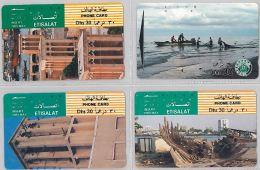 LOT 4  PHONE CARD UNITED ARAB EMIRATES (E9.28.1 - United Arab Emirates