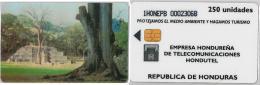 PHONE CARD HONDURAS (E10.2.2 - Honduras