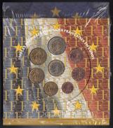FRANCE  EURO SET 1999 BU SEALED - Frankrijk