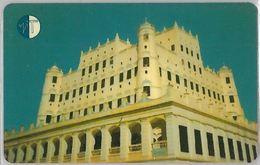 PHONE CARD YEMEN ARAB REP. (E10.8.6 - Yemen