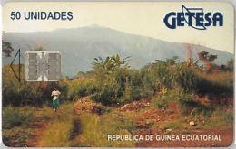 PHONE CARD EQUATORIAL GUINEA (E10.11.3 - Equatorial Guinea