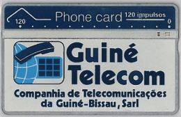 PHONE CARD GUINEA BISSAU (E10.11.7 - Guinée-Bissau
