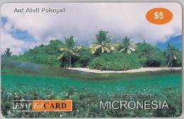 PHONE CARD MICRONESIA (E10.12.8 - Micronesia