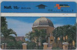 PHONE CARD NETHERLAND ANTILLES/CURACAO (E10.14.4 - Antilles (Netherlands)