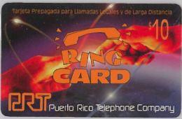 PHONE CARD PUERTO RICO (E10.15.8 - Puerto Rico