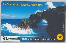 PREPAID PHONE CARD REUNION (E10.16.4 - Reunion