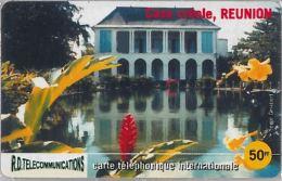 PREPAID PHONE CARD- NEW BLISTER REUNION (E10.16.6 - Reunion