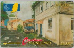 PHONE CARD GRENADA (E10.22.4 - Grenada