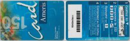 PREPAID PHONE CARD ANTILLE FRANCESI (E10.23.2 - Antilles (French)