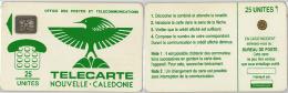 PHONE CARD NUOVA CALEDONIA (E10.23.5 - New Caledonia