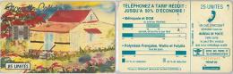 PHONE CARD NUOVA CALEDONIA (E10.23.6 - New Caledonia