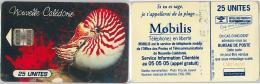 PHONE CARD NUOVA CALEDONIA (E10.23.8 - New Caledonia