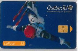 PHONE CARD CANADA-QUEBEC (E10.25.2 - Canada