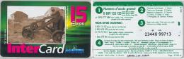 PREPAID PHONE CARD SAINT MARTIN (FRENCH ANTILLES) (E10.26.4 - Antilles (French)