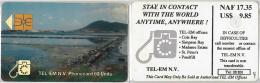 PHONE CARD SAINT MAARTEN (NETHERLAND ANTILLES) (E10.26.6 - Antilles (Netherlands)