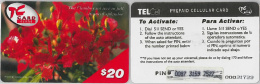 PREPAID PHONE CARD SAINT MAARTEN (NETHERLAND ANTILLES) (E10.26.7 - Antilles (Netherlands)